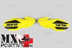 PARAMANI FLAME SUZUKI RMZ 450 2012-2021 UFO PLAST SU04937102 GIALLO / YELLOW