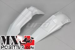 KIT PARAFANGHI SUZUKI RMZ 250 2013-2018 UFO PLAST SUFK415041 BIANCO/WHITE