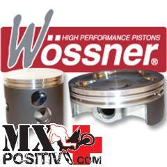PISTON KAWASAKI KLX 400 R 2003-2006 WOSSNER 8567DC 89.96 COMPRESSIONE  13.50 PRO SERIES 2 RINGS 4 TEMPI