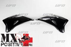 RADIATOR SCOOPS YAMAHA YZF 450 2006-2009 UFO PLAST YA03882001 NERO/BLACK