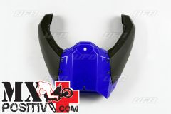 COPERCHIO CASSA FILTRO YAMAHA YZ 250 F 2014-2018 UFO PLAST YA04837089 coperchio airbox completo / complete airbox BLU / BLUE