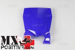 TABELLA PORTANUMERO YAMAHA YZF 250 2010-2018 UFO PLAST YA04855089 Stadium BLU/BLUE