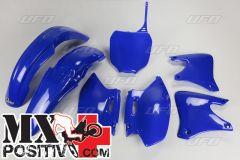 KIT PLASTICHE YAMAHA YZF 250 2001-2002 UFO PLAST YAKIT303089 BLU/BLUE