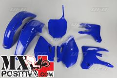 COMPLETE PLASTIC KIT YAMAHA YZF 450 2003-2005 UFO PLAST YAKIT304089 BLU/BLUE