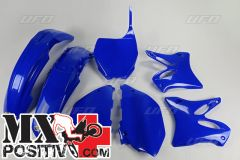 KIT PLASTICHE YAMAHA YZ 250 2006-2012 UFO PLAST YAKIT307089 BLU/BLUE