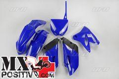 COMPLETE PLASTIC KIT YAMAHA YZ 85 2015-2021 UFO PLAST YAKIT320089 BLU/BLUE