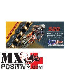 CATENA HONDA CR 125 R 1995-2007 CZ CZ520EC.118 118 3800 PASSO 520
