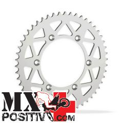 ERGAL SPROCKET HONDA CRF 250 R 2004-2020 MOTOCROSS MARKETING CO3650.48S 48 DENTI PASSO 520 SCARICO FANGO ALLUMINIO