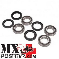 REAR WHEEL BEARING KIT HONDA CR 125 1991-1992 MX POSITIVO MXRBK30014  RUOTA POSTERIORE