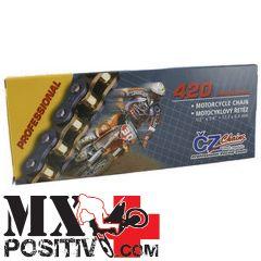 CATENA HONDA CR 80 R 1995-2002 CZ CZ420.140 140 2200 PASSO 420