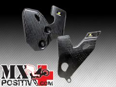 BIKE GUARDS SUZUKI DRZ 400  2000-2008 ZETA CARBON ZC35-5125   CARBON
