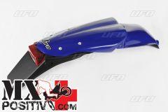 PARAFANGO POSTERIORE HUSQVARNA CR 360 2000-2003 UFO PLAST HU03305087  con portatarga/with tail light BLU/BLUE
