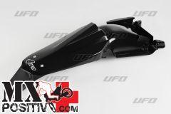 PARAFANGO POSTERIORE HUSQVARNA TC 310 2008-2013 UFO PLAST HU03333001  con portatarga/with tail light NERO/BLACK