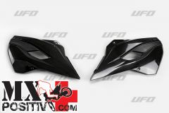 FIANCHETTI RADIATORE HUSQVARNA FC 450 2014-2015 UFO PLAST HU03353001   NERO/BLACK