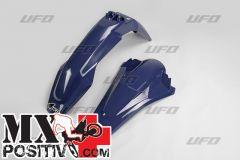 FENDERS KIT HUSQVARNA FC 350 2016-2018 UFO PLAST HUFK616087   BLU/BLUE