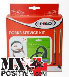 KIT REVISIONE FORCELLA GAS GAS EC 125 R 2009-2015 INNTECK IN-RE45M 45 mm MARZOCCHI VERDE