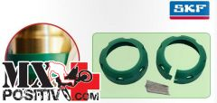 KIT RASCHIAFANGO KTM EXC 250 SIX DAYS 2007-2016 SKF KIT-MS48WP 48 mm WP VERDE