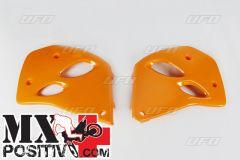 FIANCHETTI RADIATORE KTM 360  1993-1997 UFO PLAST KT03022126   ARANCIO/ORANGE 126