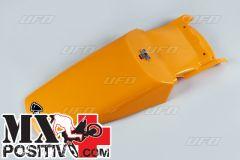PARAFANGO POSTERIORE KTM 400 1993-1997 UFO PLAST KT03048126  con staffa/with support ARANCIO/ORANGE 126