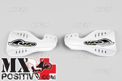 PARAMANI KTM SX-F 250 2005-2006 UFO PLAST KT03086047   BIANCO / WHITE