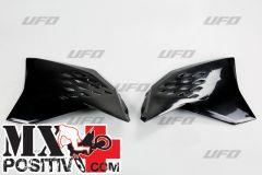 FIANCHETTI RADIATORE KTM EXC-F 450 2008 UFO PLAST KT03095001   NERO/BLACK
