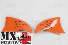 FIANCHETTI RADIATORE KTM SX 125 2007-2008 UFO PLAST KT03095127   ARANCIO/ORANGE