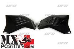 RADIATOR SCOOPS KTM SX 65  2009-2015 UFO PLAST KT04009001   NERO/BLACK