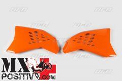 RADIATOR SCOOPS KTM SX 65  2009-2015 UFO PLAST KT04009127   ARANCIO/ORANGE