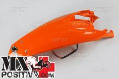 REAR FENDER KTM EXC-F 350 2012-2016 UFO PLAST KT04027127  ENDURO LED ARANCIO / ORANGE
