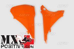 SIDE COVERS FILTER BOX KTM EXC-F 350 2014-2016 UFO PLAST KT04054127   ARANCIO / ORANGE