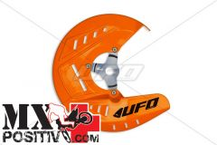 FRONT DISK PROTECTION KTM SX 125 2015-2020 UFO PLAST KT04069127   ARANCIO / ORANGE