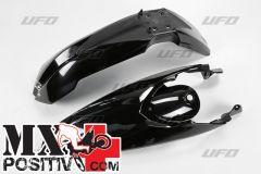 KIT PARAFANGHI KTM SX-F 250 2011-2012 UFO PLAST KTFK509001   NERO/BLACK