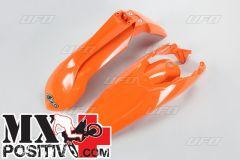 KIT PARAFANGHI KTM SX-F 350 2013-2015 UFO PLAST KTFK515999  KT04050127 + KT04024127 OEM