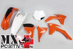 KIT PLASTICHE KTM SX-F 250 2012 UFO PLAST KTKIT510999   OEM ORIGINALE