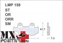 PASTIGLIE FRENO HONDA XL 600 R / RM 1983-1987 ATHENA LMP158