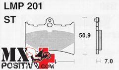 PASTIGLIE FRENO KTM GS 350 1987-1987 ATHENA LMP201