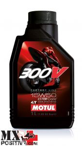 ENGINE OIL HONDA CR 125 R 1995-2007 MOTUL 300V15W50LT1 300V 15W50 1 LT