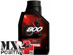 OLIO MISCELA KTM SX 250 2001-2016 MOTUL 714.01.10 2T 4LT SINT