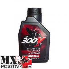 ENGINE OIL HONDA CR 125 R 1995-2007 MOTUL 300V10W40LT1 300V 10W40 1 LT