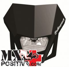 PORTA FARO UNIVERSALE LMX KTM EXC-F 250 2005-2018 POLISPORT P8657600002   NERO