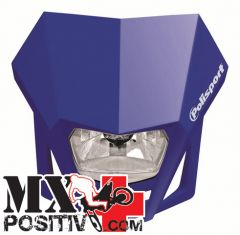 UNIVERSAL HEADLIGHT LMX YAMAHA WR 450 F 2003-2018 POLISPORT P8657600005   BLU