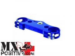 PIASTRA SUPERIORE DI STERZO MX/ENDURO YAMAHA YZ 250 F 2006-2011 KITE 12.044.0   BLU/BLUE
