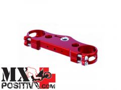 UPPER PLATE HONDA CRF 450 R 2008 KITE 11.024.0   ROSSO/RED