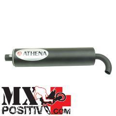 SILENZIATORE ITALJET DRAGSTER 50 LC 1998-2000 ATHENA S410000303005