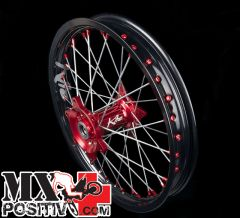 "COMPLETE WHEEL HONDA CR 125 R 2000-2007 KITE 20.007.E 1.60""X21\"" ANTERIORE NERO/BLACK"