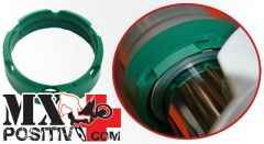 SLIDER FORCELLA KTM SX-F 250 2007-2016 SKF KIT-FS-WP 48 mm WP VERDE