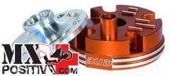 TESTA CILINDRO KTM SX 65 2009-2015 BUD RACING BUD2THEADSX65A   ARANCIONE / ORANGE