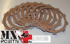 FRICTION PLATES KIT SUZUKI RM 125 1992-2012 SURFLEX FSRS1838/B CHIAMARE PER DISPONIBILITA'