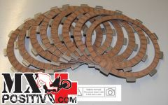 FRICTION PLATES KIT HONDA CR 125 1987-2000 SURFLEX FSRS1467/B