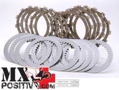 KIT DISCHI FRIZIONE COMPLETI KTM XC 65 2009-2009 SURFLEX FSRS1906